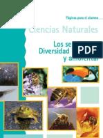 Los Seres Vivos Diversidad Biologica