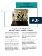 EP 250 Electro Pneumatics Brochure