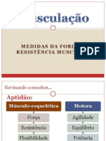 Aula Musculacao