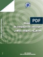 Manuel de conjugaison de l'amazighe IRCAM 2012