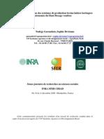 Evaluation économique des systèmes de production bovins laitiers herbagers autonomes du Haut Bocage vendéen