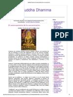 Buddha Dhamma_ El entrenamiento de la concentración