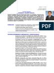 Curriculum de Edward Calero
