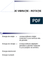 7. Curs Spectre Vibratie-rotatie Si Electronice