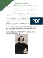 Biografia de Juan Espinoza Medrano