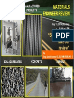 Materials Engineer Review
