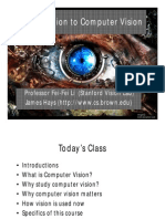 1-Introduction to Computer Vision Compatibility Mode