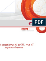 SMAU Roma 2014 - Finanziare Imprese e Start Up