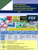Taklimat BTPN-PKG-Sekolah Bimbingan Dan Galakguna Bahan MBMMBI 2013