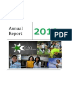 PIA Annual Report 2013