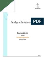 Tipos de Comunicación TG G-Adtiva