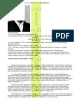 Schema Clasa a Xi a Grigore Gafencu