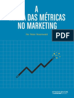 A Magia das Métricas no Marketing