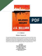 Ballard, J. G. - Milenio Negro(c.3)