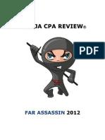 2012 Far Ninja Assassin