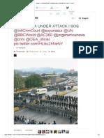 Twitter _ Ckhandjian_ Venezuela Under Attack ! Sos ..