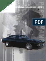 Drivetrain & Rear Axle