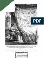 Method for Keyboard (Pleyel, Ignaz)