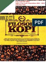 Dee - Filosofi Kopi