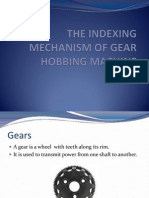 Gear Hobbing