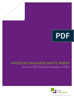 Aurora to EXO Business Migration Utility