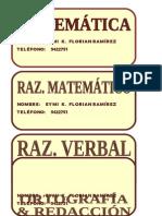 Stickers Cuadernos