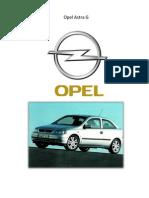 Proiect Sistem suspensie Opel Astra G.docx