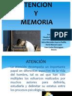 Atencion y Memoria