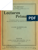 Lectures Primaires