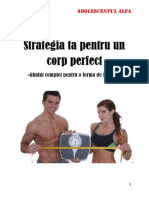Strategia Ta Pentru Un Corp Perfect