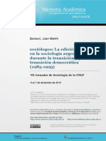 Ponencia UNLP 2012 Publicada