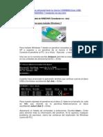 Crear USB Booteable de WINDOWS 7(Mediante Ms - Dos)