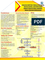 Seminar Nasional Teknik Mesin PNJ 2014