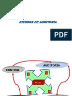 Riesgos de Auditoria(Planif.y Prog.coso II)