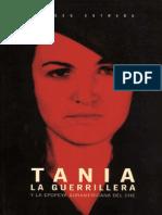 Tania Guerrillera