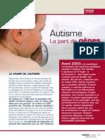 Autisme Le Mag Pasteur 2007
