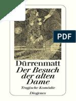Der Besuch Der Alten Dame - Durrenmatt Friedri
