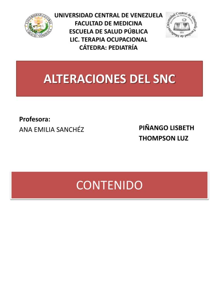 agenesia del snc menu