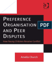 [Amelia Church] Preference Organisation and Peer D