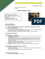 Etude d Une Oeuvre La Liberte Guidant Le Peuple Delacroix