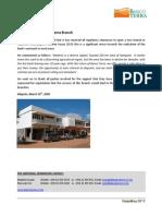 Banco Terra Opens Malema Branch