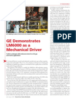 GE Demostratres LM600