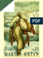 Martin Krpan - Fran LEVSTIK Ilustracije Tone KRALJ