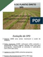 Aula Sistema de Plantio Direto