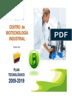 Centro Biotecnologia Industrial