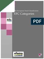 EFC Categories Report