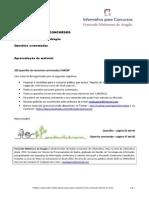 202 questões de informática comentadas da VUNESP