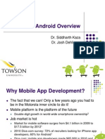 Android Overview