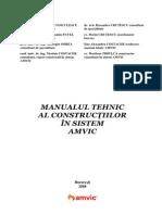 Manual Tehnic in Sistem Amvic v5