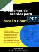Livro Diagramas de Acordes Def5